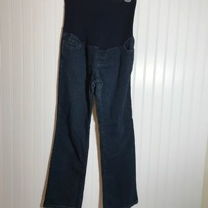 Liz Lange Maternity Jeans Sz 6